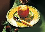 Bratäpfel mit Camembert