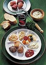 Rezept: Klassisches Fleischfondue