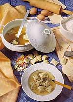 Suppenmaultaschen