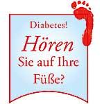 Logo: Hören Sie auf Ihre Füße