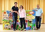 Daniel Schnelting, Dr. Eva Hahn und Dr. Rainer Bachran
