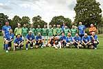 Fußballspiel 'Wissen was bei Diabetes zählt: Gesünder unter 7'