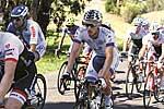 Radfahrer mit Diabetes