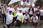 Teilnehmer mit Diabetes beim Jubiläums-Marathon in Köln