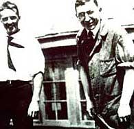 Insulin-Entdecker Frederick Banting und Charles Best