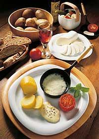 Kartoffel-Raclette