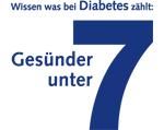 Logo zur bundesweiten Diabetes-Aufklärungsaktion