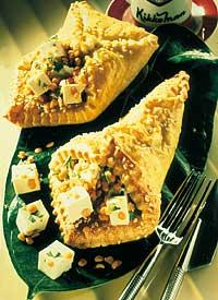 Tofu-Linsen-Pastetchen