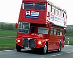 Londonbus 'Herzenssache Lebenszeit'