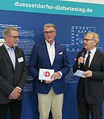 Eröffnung des 15. Düsseldorfer Diabetes-Tags