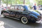 glänzender alter Daimler
