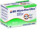 BD Micro-Fine Ultra