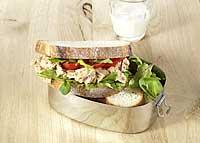 Picknickbrote mit Thunfisch