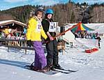 Ski-Marathon für junge Manschen mit Diabetes oder Asthma