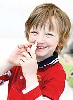 Insulin als Nasenspray könnte bei Risikopersonen die Entwicklung eines Typ-1-Diabetes verhindern