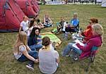 Camp D - Information, Inspiration und Motivation für junge Menschen mit Diabetes