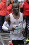 Eliud Kipchoge aus Kenia