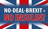 Führt ein No-Deal-Brexit zur Unterbrechung der Insulinversogung?