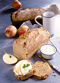 Joghurt-Quark-Brot