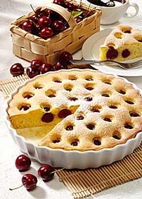 Kirschkuchen für Diabetiker