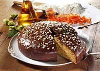 Schoko-Möhrenkuchen