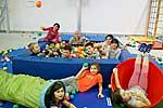 Kinder der GGS Stoffeler Straße und Ihre Klassenlehrerin