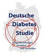 Logo: Deutsche Diabetes Studie