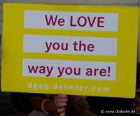 We love you the way you are!