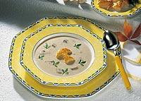 Champignon-Cremesuppe Gourmet