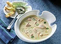 Gourmet Fischsuppe mit Lachs
