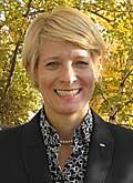 Barbara Bitzer, Geschäftsführerin der Deutschen Diabetes Gesellschaft (DDG)