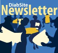 DiabSite Diabetes-Newsletter