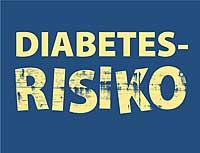 Diabetes-Risiko