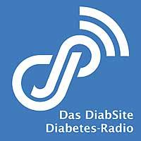 Logo: Diabetes-Radio