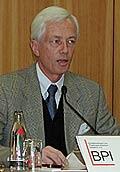 Dr. Bernd Wegener, BPI