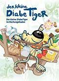 Cover: Der kleine DiabeTiger im Dschungelladen