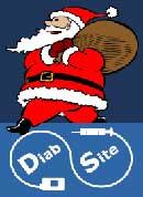 Weihnachtsmann der DiabSite
