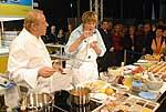 Meisterkoch Alfons Schuhbeck und Dr. Ursula Paschke