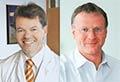Prof. Thomas Haak und Günter Nuber