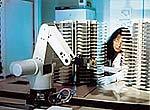 Bild aus einem Labor
