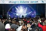 changing diabetes concert