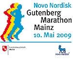 Logo zum Gutenberg Marathon 2009