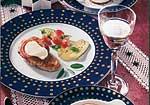 Cordon bleu mit Mozzarella