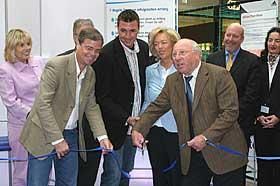 Eröffnung der Aktion Gesünder unter 7 in Hamburg