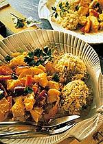 Fisch-Curry