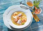 Fischsuppe Brassola