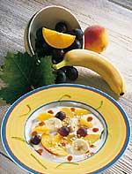 Früchtemüsli mit Sanddorn