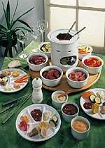 Gourmet Fondue